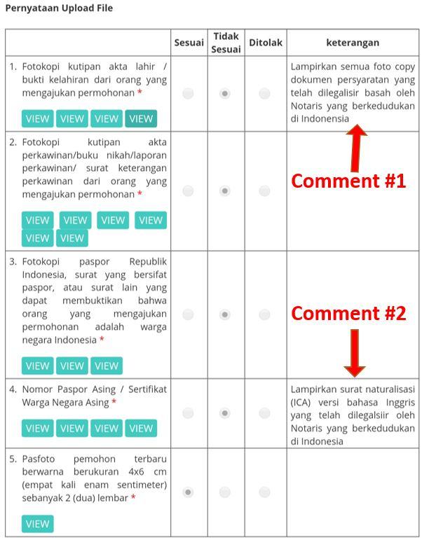 sample of AHU SAKE comment