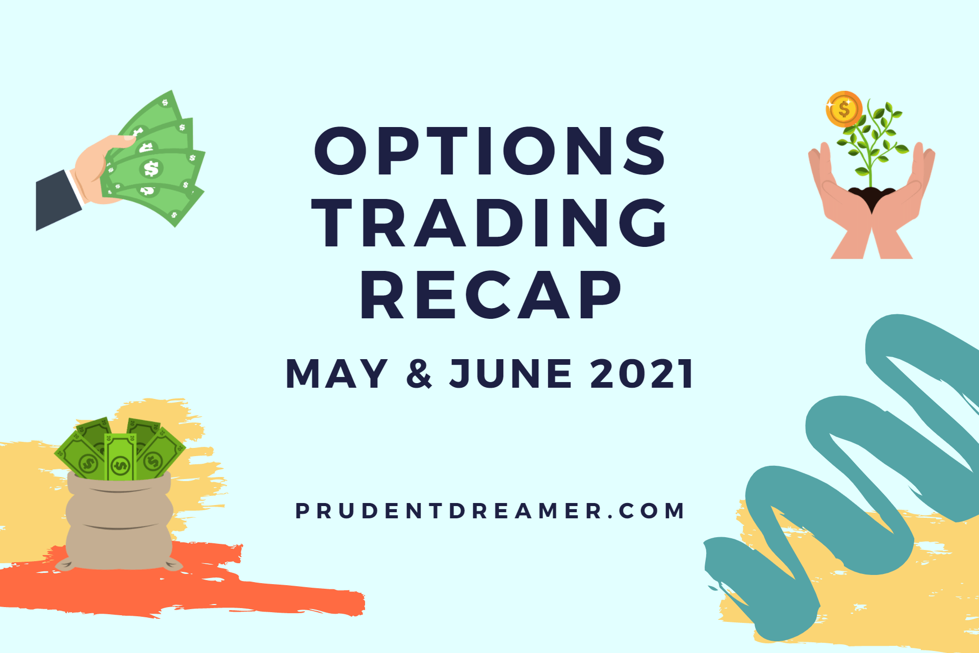 Read more about the article Options Trading Recap – May & June 2021