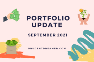 Read more about the article Portfolio Update – September 2021